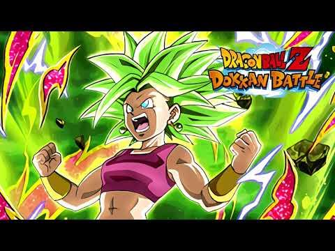 Dragon Ball Z Dokkan Battle - STR Transforming Kefla OST (Extended)