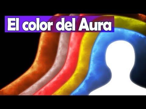 EL COLOR Y SIGNIFICADO DEL AURA