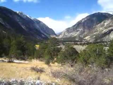 Chalk Creek Canyon - Chaffee County Road 290