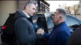 видео «Мне нужна твоя одежда и кресло губернатора»: в Сети высмеяли встречу Кличко и Шварценеггера