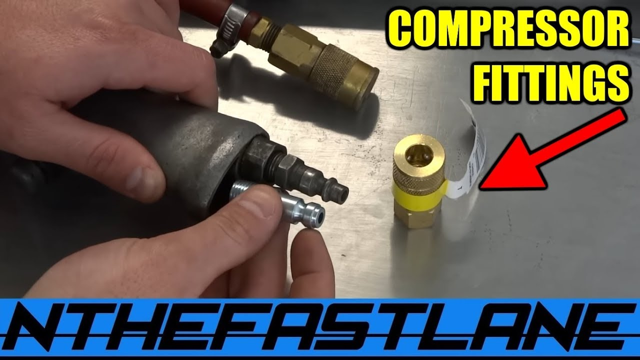 Compressor Fittings Discussion