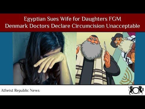 Egyptian Sues Wife for Daughters FGM 🔪 Denmark Doctors Declare Circumcision Unacceptable 👨⚕️