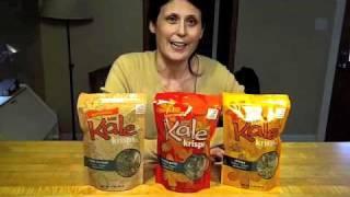 Kale Krisps Brand Kale Chips