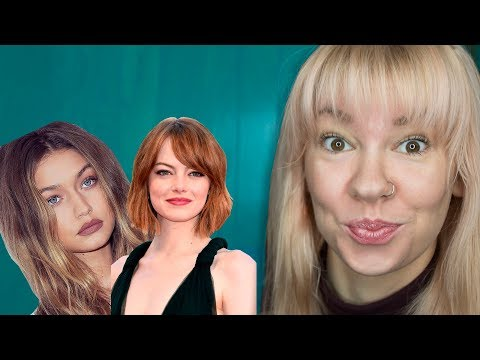 10 Celebrity Hairstyles Anyone Can Rock // Good Hair Day | HISSYFIT