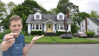 Flipping A Paper Clip Into A House (Episode 1)
