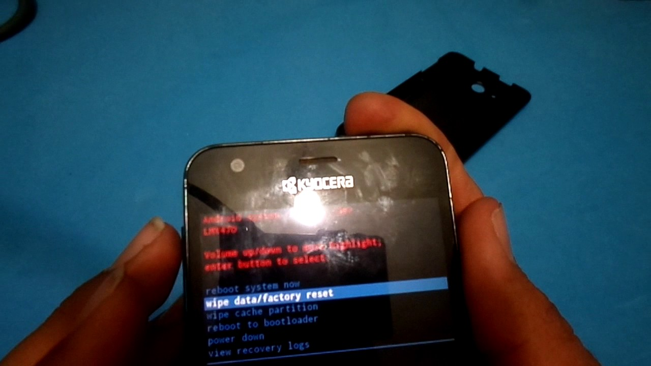 Como quitar contraseñas y virus a Kyocera C6740N || Hard Reset a Kyocera  C6740N by Yho Systems