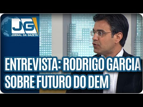 Maria Lydia entrevista Rodrigo Garcia, sec. est. da Habitação/SP, sobre o futuro do DEM