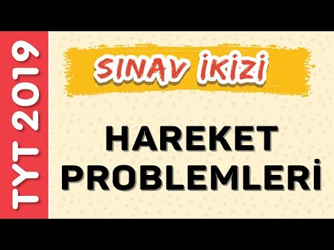 HAREKET PROBLEMLER - ŞENOL HOCA