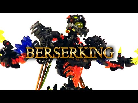 BERSERKING - Bioformer 2016 (beasts combiner)