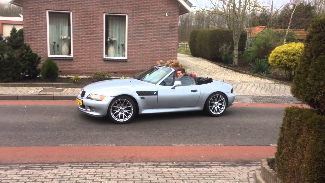 Bmw Z3 1 8 Breyton Youtube