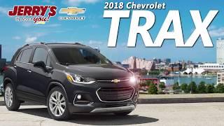 2018 Chevrolet Trax LT Test Drive