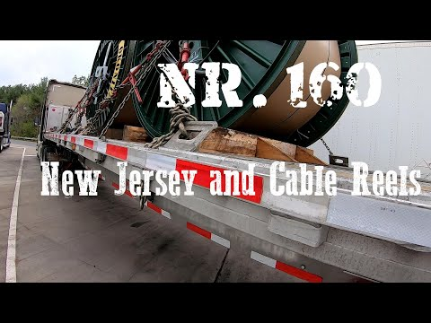 Mike on the Road: Nr.160 New Jersey and Cable Reels
