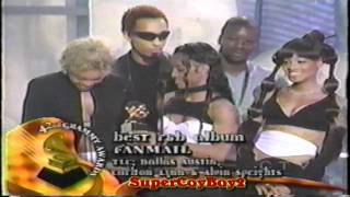 TLC speaks w/N Sync and Performs No Scrubs & Unpretty Live