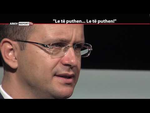 Report Tv, 5 Pyetjet nga Babaramo i ftuar Ditmir Bushati - Pjesa e Pare