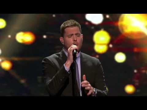 Michael Bublé - It's A Beautiful Day (The X-Factor USA 2013)