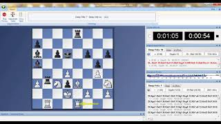 Deep Fritz 14 vs Deep Fritz 7 vs Deep Rybka 4 (Rybka 3 32 bit) Tournament