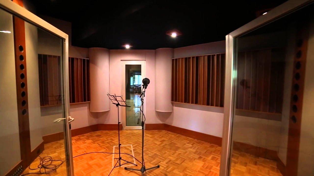 Studio di registrazione musiclab suoneria youtube - Studio di registrazione casalingo ...