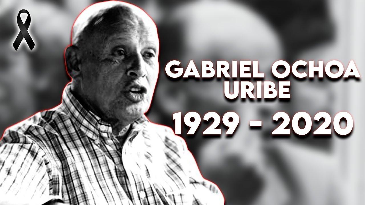 😢 FALLECIÓ EL MÉDICO GABRIEL OCHOA URIBE, UNO DE LOS MÁXIMOS ÍDOLOS DEL AMÉRICA DE CALI 💔