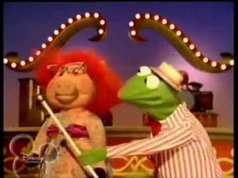 Muppets - Kermit - Lydia the Tattooed Lady
