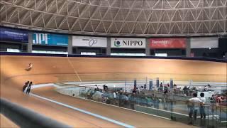 CSCトラック自転車競技大会2017 チームスプリント
