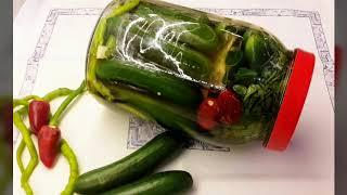 Salatalık turşusu nasıl yapılır / Kış hazırlıkları / Ev Lezzetleri