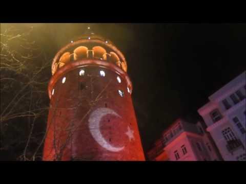 Lusenberger: Betriebsausflug Istanbul