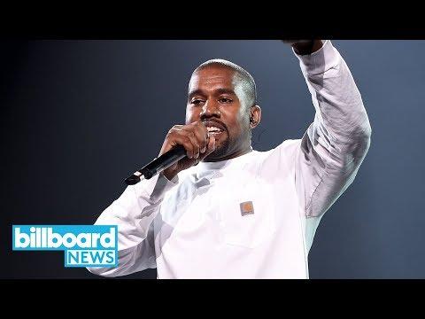 Kanye West Reveals Nas Album Tracklist & Yeezy Promo Photos | Billboard News