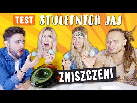 Już nigdy nie nagrają ze mną filmu🤮TEST stuletnich jaj z Fit Lovers i Stuu | Agnieszka Grzelak Vlog