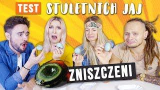 Już nigdy nie nagrają ze mną filmuTEST stuletnich jaj z Fit Lovers i Stuu | Agnieszka Grzelak Vlog