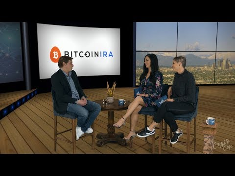 Chris Kline, COO Of Bitcoin IRA On The Crypto Cafe