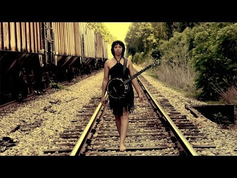 Mean Mary on fast banjo - Iron Horse
