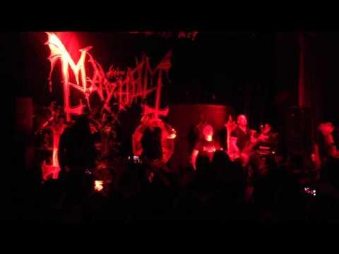Mayhem Live Full Set 2015 One Eyed Jacks @ New Orleans, Louisiana 11/05/15