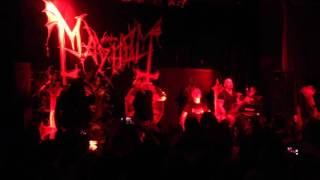 Mayhem Live Full Set 2015 One Eyed Jacks @ New Orleans, Louisiana 11/05/15