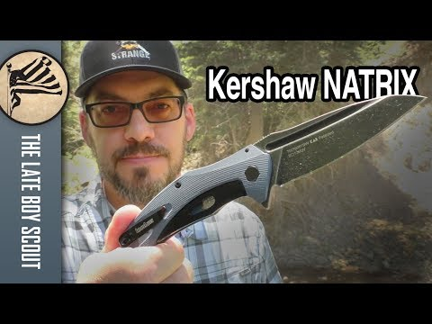 Not Just Another Kershaw: NATRIX Knife Review