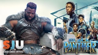 Black Panther Star Answers Questions! - SJU