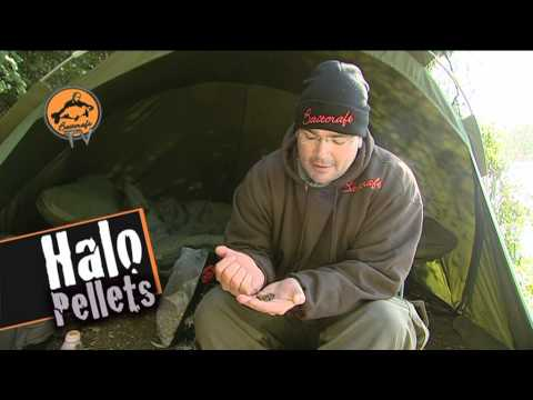 Outstanding Halo Carp Pellets
