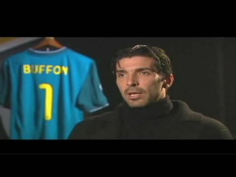 Buffon on World Cup