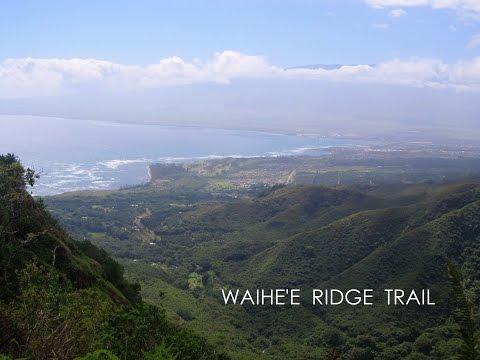 Maui's Best Hikes - Waihee Ridge Trail