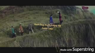 Download Hindi Video Songs - Fakiri Lyrics Video