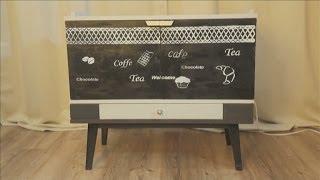 видео Как оформить домашний бар для напитков?