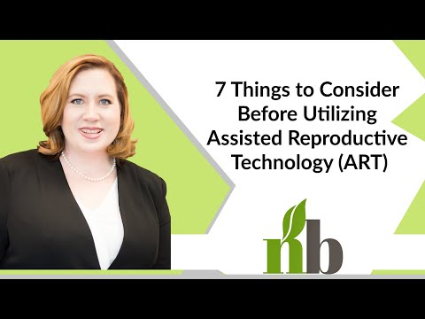 7 Things to Consider Before Utilizing Assisted Reproductive Technology (ART) | Alabama Family Law