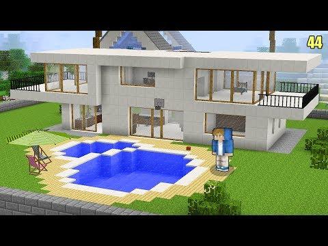 Minecraft Ultra Survival #44 - Mobiliando a Nova Casa!  ‹ Manyzão#2Milhões ›