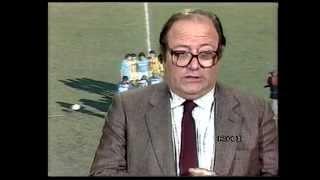 Napoli-LECCE 1-0 - 09/02/1986 - Campionato Serie A 1985/'86 - 5.a giornata di ritorno