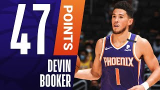 Devin Booker's SENSATIONAL Game 6 ☀ 47 PTS, 8 3PM!