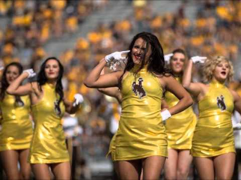 University of Wyoming Spirit Squad Year in Review Video 2015-2016