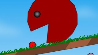RED BALL // WORLD 1 (iOS Gameplay)