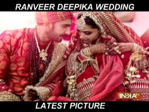 Deepika Padukone and Ranveer Singh's is a wedding made of dreams