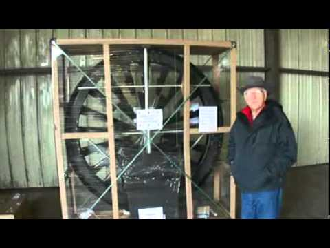 WindTronics Wind Turbine Delivery