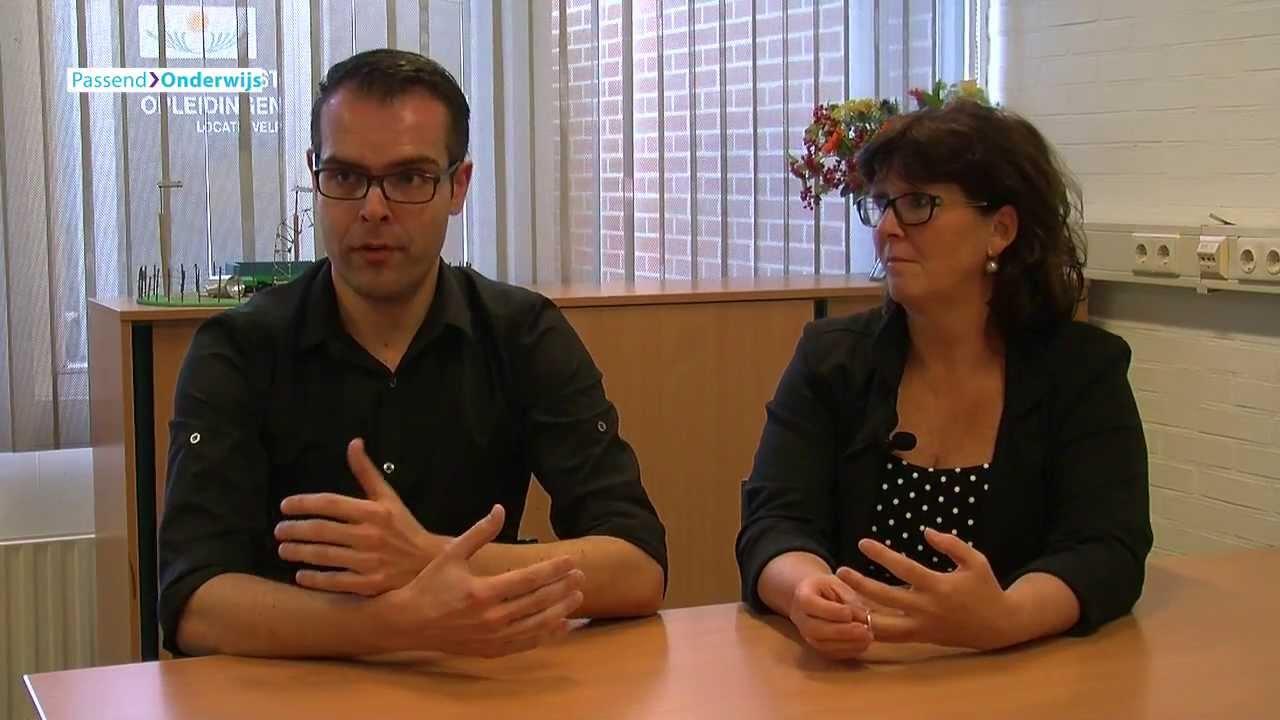 passend onderwijs vo - groenhorst velp - youtube