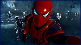 TRAJE ANTI BALAS Y SUPER COMBATE - SPIDERMAN